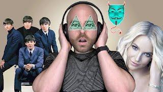 Video 10 Songs with CREEPY Hidden Messages! MP3, 3GP, MP4, WEBM, AVI, FLV Juni 2017