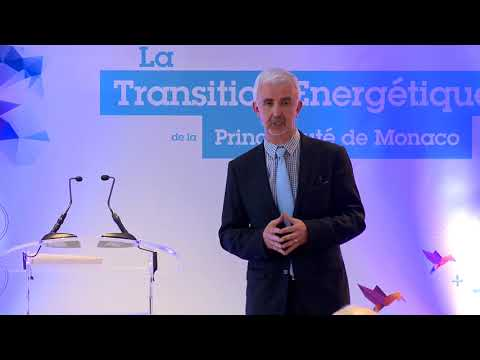 """At the Heart of Energy Transition"": Speech by Hervé Zorgniotti"