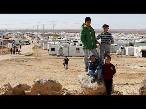 Ιορδανία: Οριακή η κατάσταση στους καταυλισμούς Σύρων προσφύγων