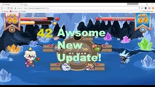 Prodigy Has released another update with a new battling way! MAKE SURE TO PLAY PRODIGY RIGHT NOW AND ENJOY! Also...MAKE SURE TO SUBSCRIBE ...