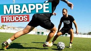 Aprende TOP 5 TRUCOS de KYLIAN MBAPPÉ Premier League 1 Francia