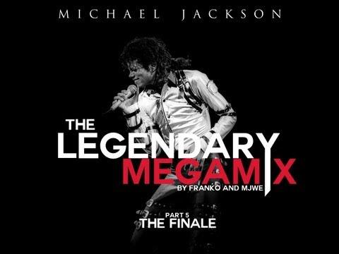 Michael Jackson - The Finale (The Legendary MegaMix: Part 5) (/w Franko)