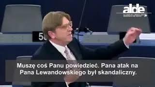 Zobaczcie sami, jak europosłowie z ramienia PiS boją się debaty o praworządności w Polsce.