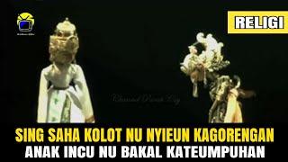 Video Sing Panggih Jeung Jati Diri - Wayang Golek Asep Sunandar MP3, 3GP, MP4, WEBM, AVI, FLV Desember 2018