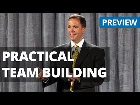 Practical Team Building – Mark Sanborn – Leadership Training