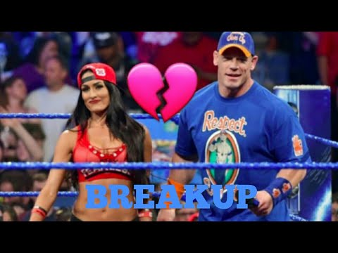 John Cena & Nikki Bella Are Calling It Quits