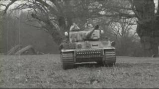 WW2 1/6 Scale RC Tiger Tank  Battle  (SFX)- HD Version