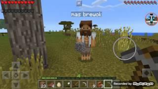 Video Minecraft : SURVIVAL (2) - Ketemu teman baru! MP3, 3GP, MP4, WEBM, AVI, FLV Oktober 2018