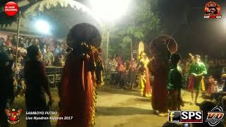 Video SAMBOYO PUTRO Terbaru Rampokan Singo Barong Live Nyadran Kaloran 2017 MP3, 3GP, MP4, WEBM, AVI, FLV Agustus 2018