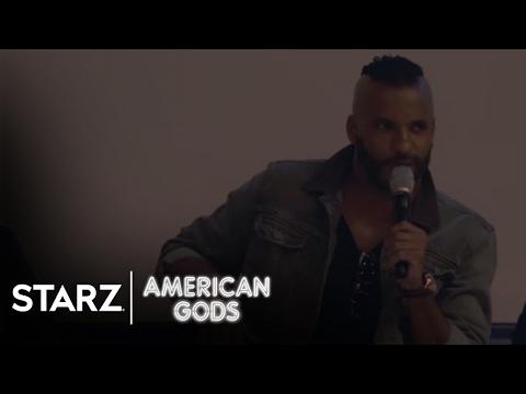 American Gods | SXSW Panel 2017 | STARZ