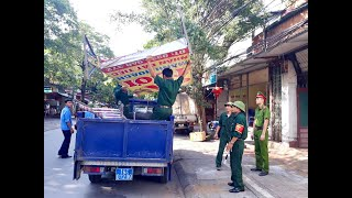 TP Uông Bí: Ra quân đảm bảo trật tự đô thị, vệ sinh môi trường