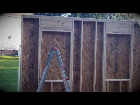 how to move a garden shed youtube