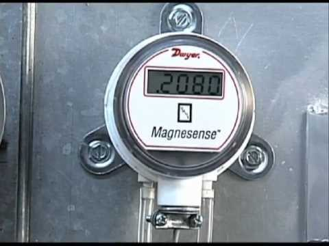 Magnesense® Differential Pressure Transmitter Installation