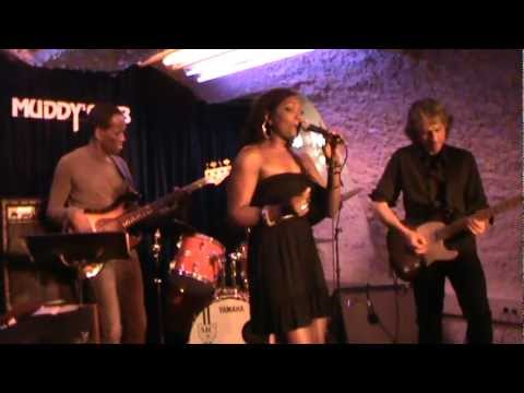Shanna Waterstown - live in Muddys Club Weinheim
