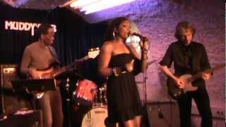 Shanna Waterstown - live in Muddys Club Weinheim