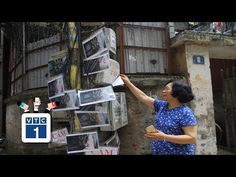 """""""Trưng"""" ảnh người đổ rác trộm làm sạch ngõ xóm - Thời lượng: 2 phút, 22 giây."""