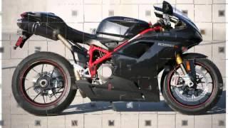 8. 2008 Ducati 1098 S - Details