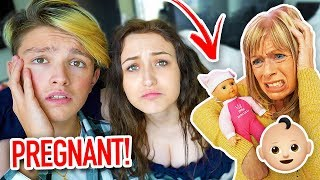Nonton PREGNANT GIRLFRIEND PRANK ON MOM!! *GONE WRONG* (Prank Wars) Film Subtitle Indonesia Streaming Movie Download