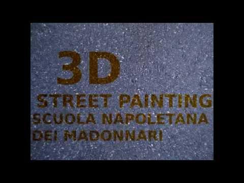 gennaro troia - streetart 3d