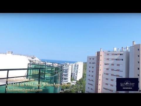 New penthouse in the best area of Benidorm for only 188,000 from developer!