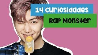 Download Lagu 14 Curiosidades de Rap Monster de BTS Mp3