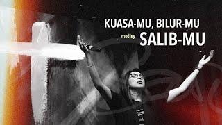 Sari Simorangkir - Kuasa-Mu, Bilur-Mu Medley Salib-Mu (Official Lyric Video)