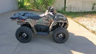 7. 2019 Polaris Sportsman 570 EPS Camo at Bartlesville Cycle Sports in Bartlesville, OK