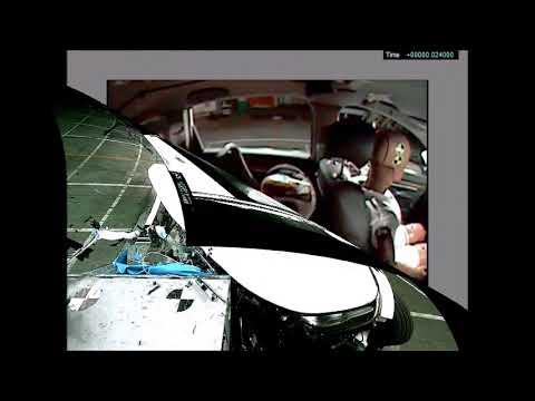 全新Honda CR-V 有多安全?測撞給5 顆星的滿分評價