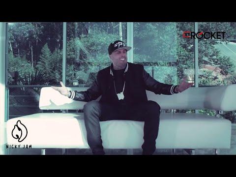 Nicky Jam junto a De La Ghetto presentan 'Si tú no estás'