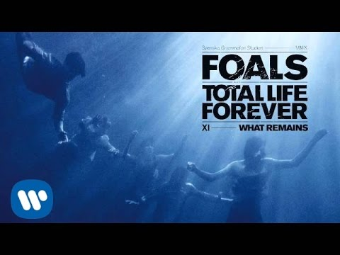 Tekst piosenki Foals - What remains po polsku
