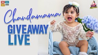 Itlu Mee Anjalipavan and Chandamama Giveaway Live || Thankyou Everyone