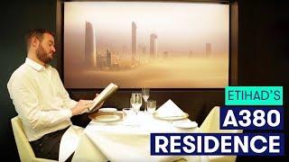 Vidéo. Embarquez à bord d'une suite de luxe de la compagnie aérienne Etihad Airways