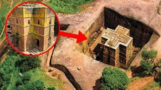 Most MYSTERIOUS Archaeological Discoveries From AFRICA!