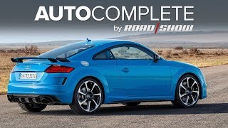AutoComplete: The Audi TT is dead, and we'll miss it by Roadshow