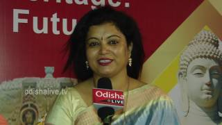 Guru Prativa Panda, Eminent Odissi Dancer - ICICH Event 2017 - DAY 1 - Interview