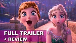 Nonton Frozen Fever Trailer 2015   Trailer Review   Beyond The Trailer Film Subtitle Indonesia Streaming Movie Download