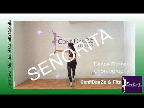 Senorita by Shawn Mendes & Camila Cabello Zumba Dance Fitness