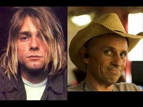 Bobcat Goldthwait Talks About Nirvana (1 of 2)