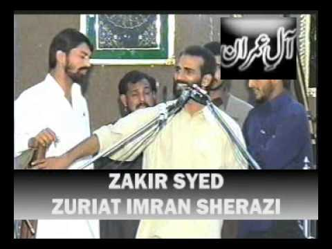 sherazi - Best MUSADUS reciter after Ustad Zakir Nabi Baksh Nazim.