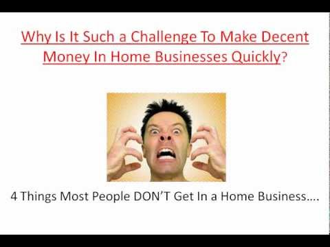 # FRUSTRATED? Work From Home Dad Shows You How To GET MONEY Online in Home Business Simply!