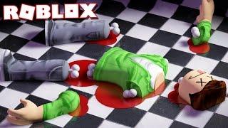 I BROKE ALL MY BONES IN ROBLOX!?