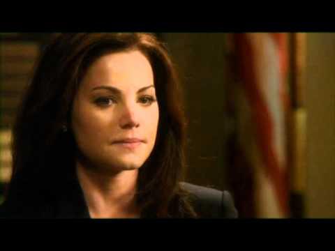 Erica Durance on Harry's Law Episode 2.11 Gorilla My Dreams - Ep. Clip 2