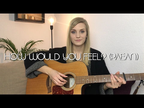Ed Sheeran - How Would You Feel (Paean) | (acoustic cover) (видео)