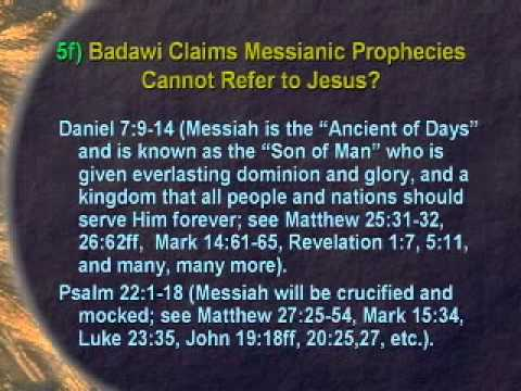 Answering Islam #8: Man's Fallen Nature in Islam & Many Amazing Biblical Prophecies About Jesus