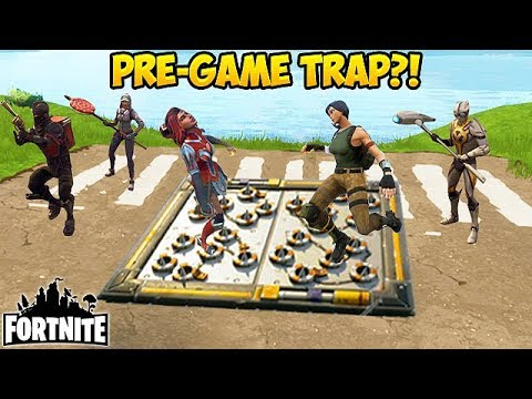 Reddit wtf - WORLDS FIRST PRE-LOBBY TRAP! - Fortnite Funny Fails and WTF Moments! #201 (Daily Moments)