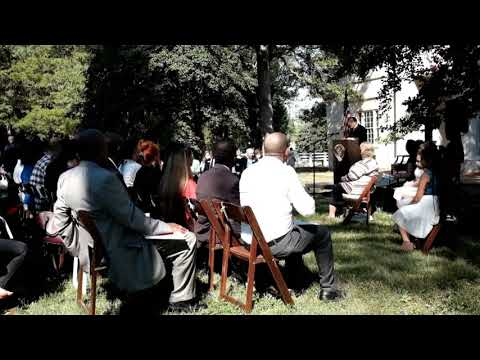 Video: Naturalization Ceremony at The Hermitage