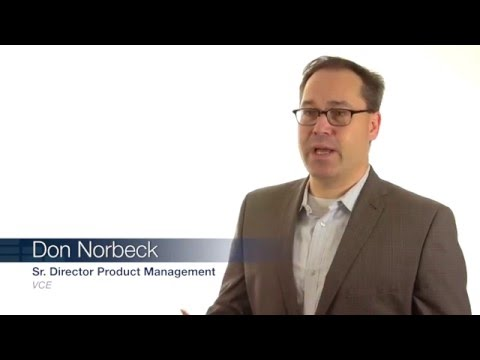 Don Norbeck – VCE