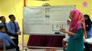 Best Teaching Practises (SMK Jeneri) - Science Form 4 - PLC : Lesson B