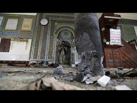 Υεμένη: Αιματηρή επίθεση σε τέμενος των Χούτι
