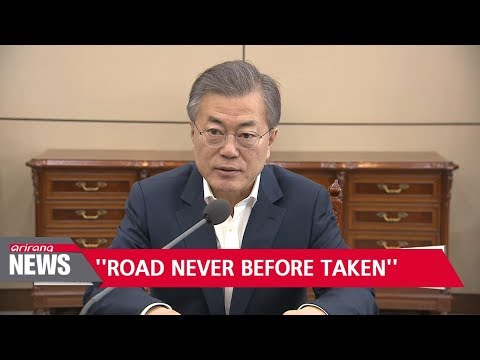 S. Korea to propose March 29 talks with N. Korea; Moon hints at possibility of S. Korea-N...